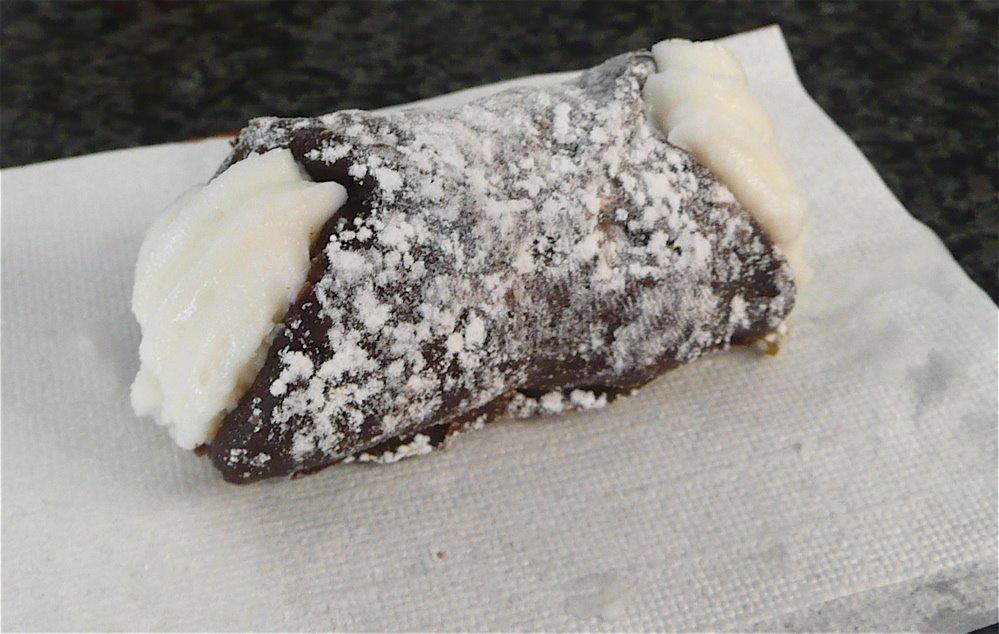 cannolo - Divina Cucina