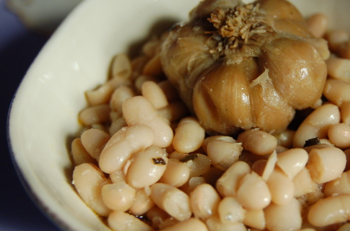 Tito's Oven-Roasted Tuscan Beans
