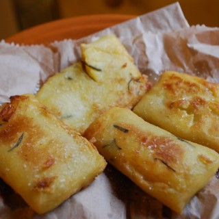 Sicilian Street Food Snack- Panelle