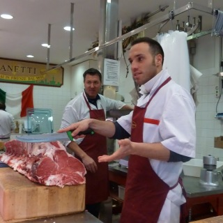 The Florentine- a city- a steak