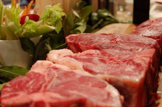 The Florentine- a city- a steak