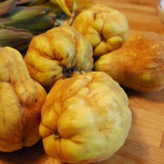 Tasting the Past- Cotognata ( Quince Paste)