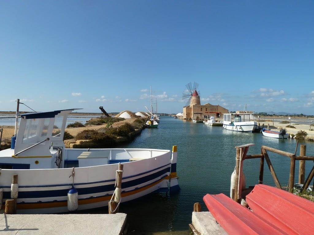 Sicilian Treasures-Salt Flats-Mothia-Trapani - Divina Cucina
