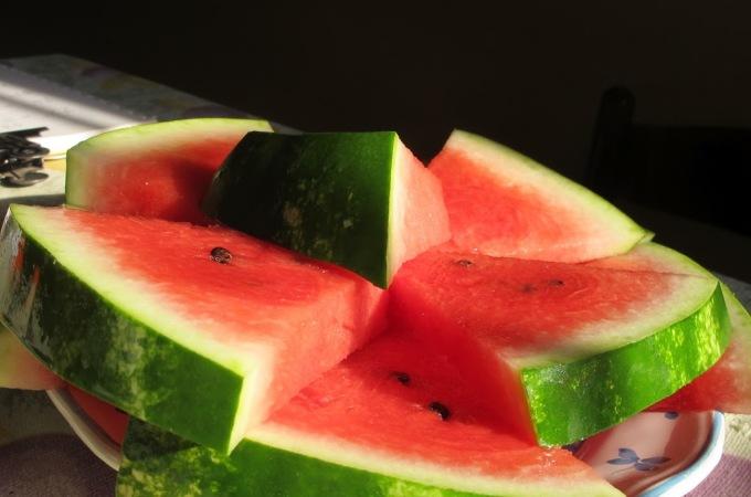 Summer treats – Granita di Cocomero