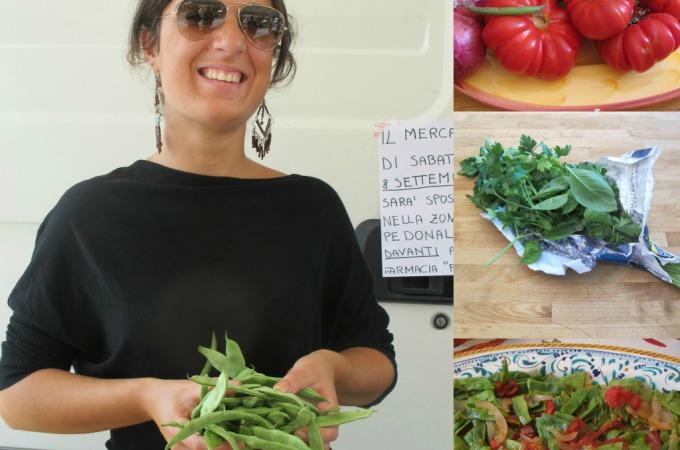 Wednesday Market in Certaldo