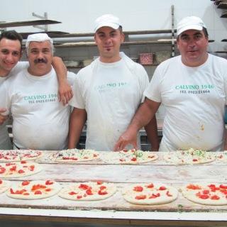 """Rianata- Trapani style """"pizza"""""""