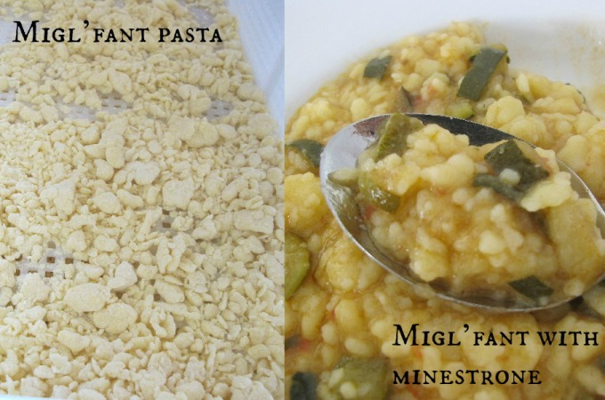 Old pasta– new to me