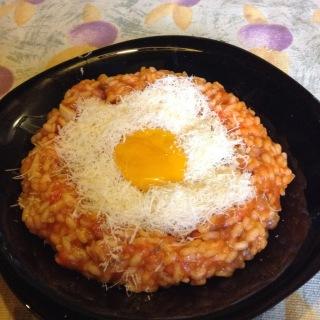 Tuscan Comfort Food- Risotto al Pomodoro