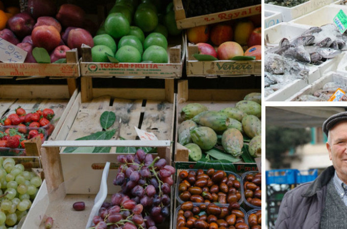 Florence Market Tour