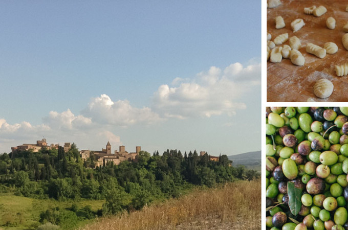 Tuscany-Kitchens of Chianti