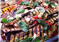 Market Recipes: Benita's Sicilian Eggplant