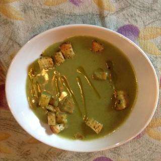 Make Soup not War