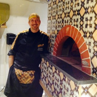 Pizza- Santarpia-That's Amore – Florence