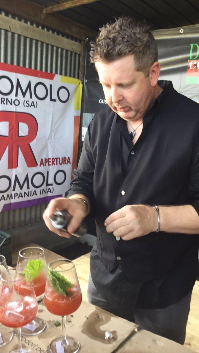 Pomodoro Spritz-