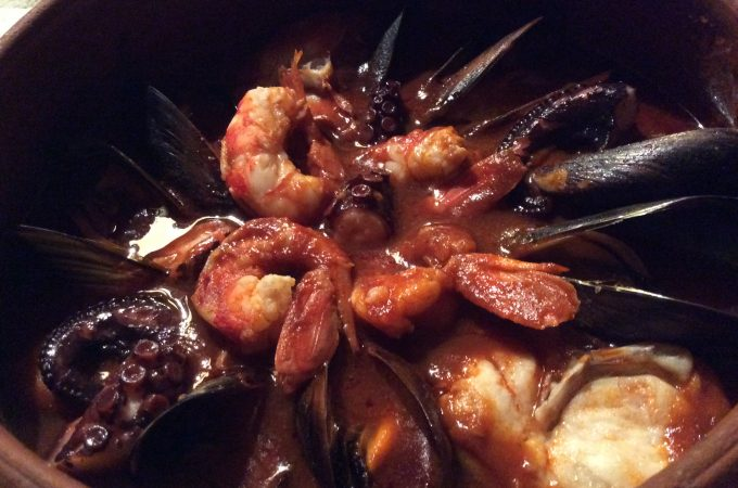 Feast of the Seven Fishes- Cacciucco