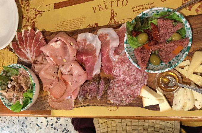 Prètto Prosciutteria {Siena} |Taste Chianti